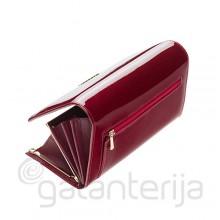 Moteriška Moretti odinė piniginė