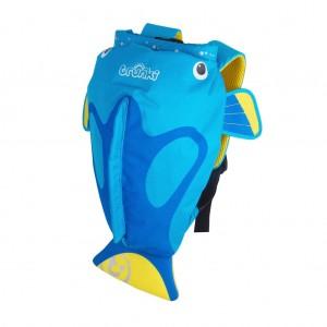 Trunki ūdensnecaurlaidīgs mugursoma - zivis