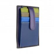 Odinė Dudu piniginė-kortelių dėklas