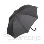 Pierre Cardin pusiau automatinis skėtis