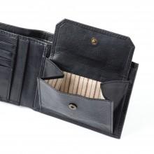 Dudu odinė piniginė