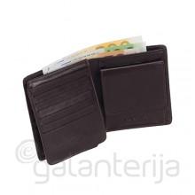 Vyriška AKA odinė piniginė