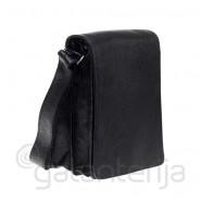 Vyriška odinė rankinė per petį