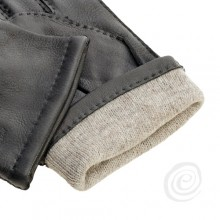Vyriškos odinės pirštinės