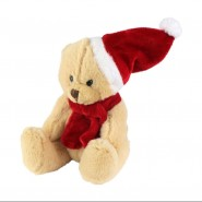 Kalėdinis minkštas žaislas Meškutis