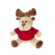 Kalėdinis minkštas žaislas Elniukas